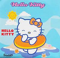 Картина раскраска Hello Kitty на море (HK14216K) 20 х 20 см