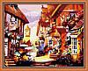 Набор для рисования MENGLEI Дорога в храм худ. Митчелл Джим (MG019)