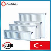 Радиатор стальной 22K 500x400 Koller
