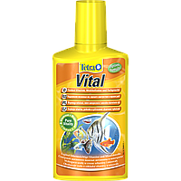 Tetra Vital 100 ml - комплекс витаминов и минералов для пресноводных аквариумов  (139237)