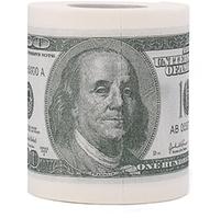 Туалетная бумага «100$»