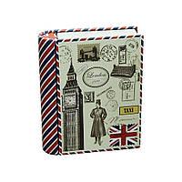 Банка-книжка для хранения сыпучих и мелочей Лондон, 150г
