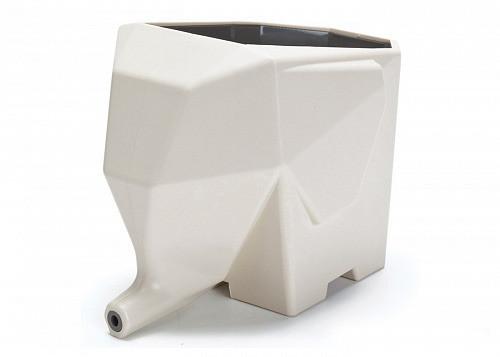 Сушилка для столовых приборов «Слон» белая
