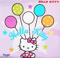 Картина раскраска Hello Kitty на празднике (HK14217K) 25 х 25 см