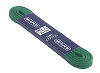 Шнурки для обуви Saphir арт.246, 75 см, тонкие круглые вощеные, цв. темно-зеленый, фото 1