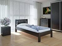 Кровать MeblikOff Осака (90*200) дуб