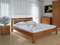 Кровать MeblikOff Осака (120*200) дуб