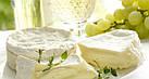 Сыр бри с белой плесенью и орехами Roi du Chateau Brie, 125 г., фото 4