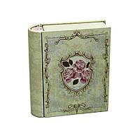 Банка книга для хранения мелочей и сыпучих Поэзия, 150г