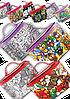 """Набор для творчества """"My Color Case"""", косметичка-раскраска, в кор. 21*14*12см (5шт)"""
