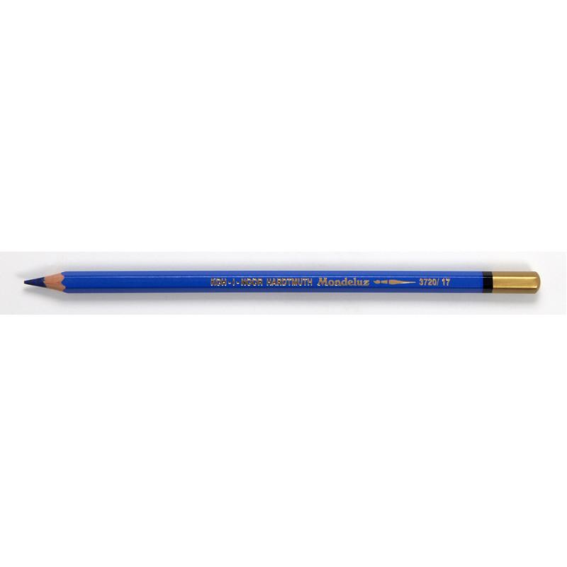 Карандаш акварельный Koh-i-noor Mondeluz кобальтовый синий cobalt blue (3720/17)