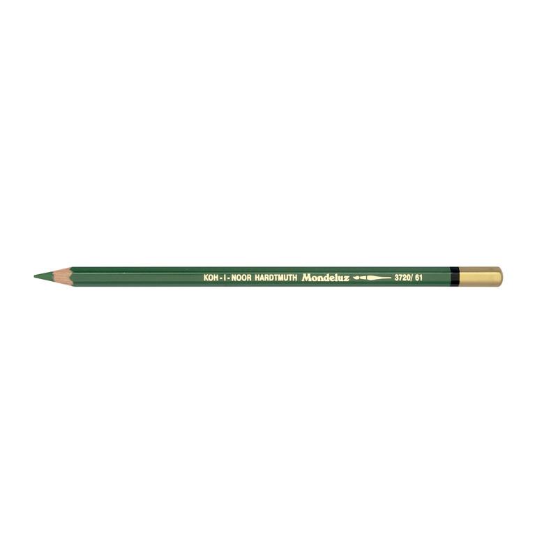 Карандаш акварельный Koh-i-noor Mondeluz крушиновый зеленый sap green (3720/61)