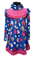 Детское платье Ириска р.104-122