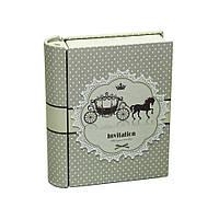 Банка-книжка для мелочей и сыпучих Сказка, 11х9х2,8см, 150г