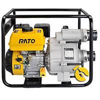Бензиновая мотопомпа Rato RT50WB26 для полугрязной воды