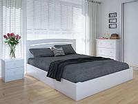 Кровать MeblikOff Грин с механизмом (140*200) ясень