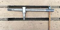 Гвинт регулювальний колеса плуга ПЛН 04.040