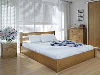 Кровать MeblikOff Эко с механизмом (120*200) ясень