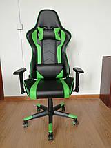 Крісло геймерське Drive green BL7588, фото 2