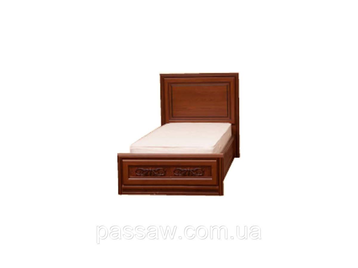 Кровать с ортопедическим каркасом  Лацио односпальная