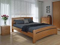 Кровать MeblikOff Грин плюс (120*200) дуб