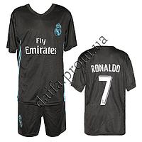 Спортивная форма Подросток 1803 ФК Реал Мадрид RONALDO (6-14 лет). Доставка из Одессы.