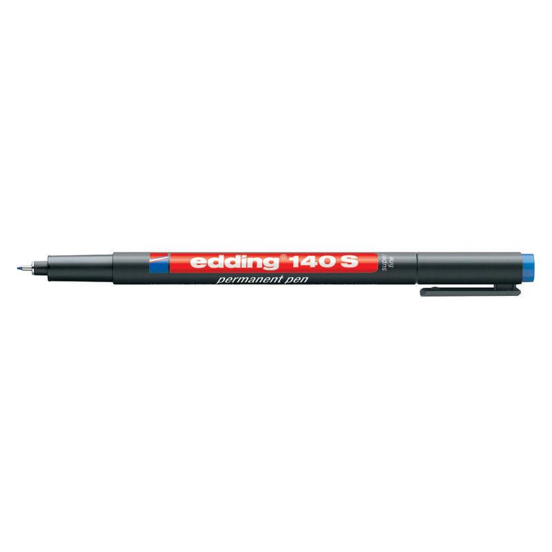 Маркер для пленок Permanent ОНР Edding 0.3 мм синий e-140/03