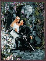 Картина раскраска MENGLEI Свидание (MG135) 40 х 50 см, фото 1