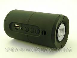 JBL Charge5+ mini 6W копия, Bluetooth колонка с FM MP3, черная, фото 2
