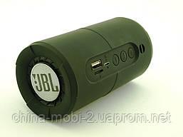 JBL Charge5+ mini 6W копия, Bluetooth колонка с FM MP3, черная, фото 3