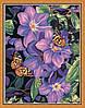 Раскраска по цифрам MENGLEI Бабочки на климатисах (MG129) 40 х 50 см