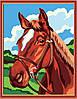 Набор для рисования MENGLEI Лошадь  (MG120)