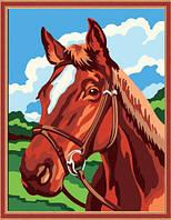 Набор для рисования MENGLEI Лошадь  (MG120), фото 1