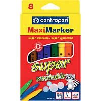 Фломастеры Centropen 8 цветов Maxi 8770/08