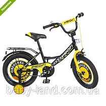 Велосипед дитячий двоколісний 14 дюймів Profi Original boy Y1443