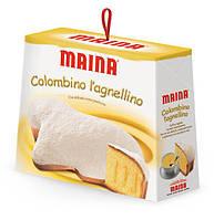 Пасхальный кулич с кремом Maina Colombino l'agnellino 750 г, фото 1