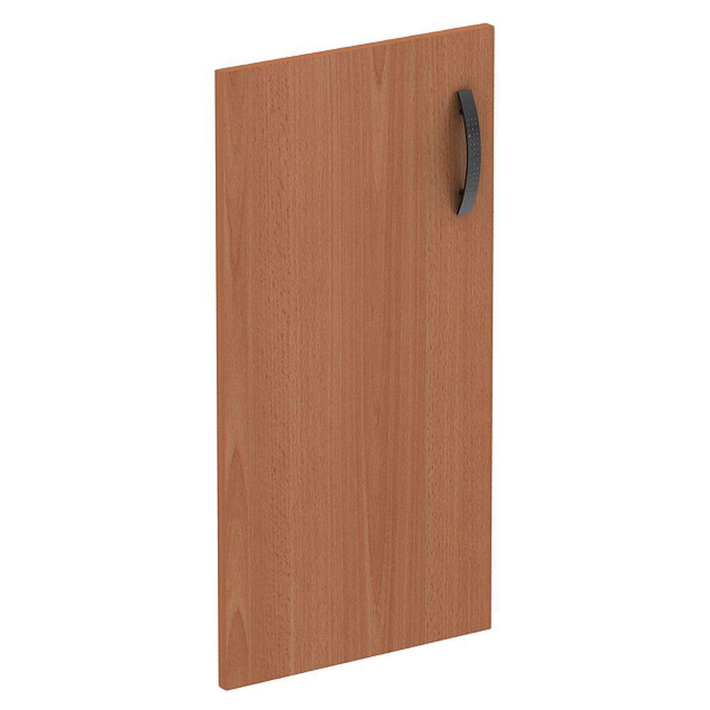 AMF R-83 Дверца 2-х секционная щитовая (390х18х760мм) вишня/вишня