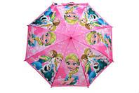 Стильный зонтик для девочек мультяшный