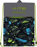 Сумка кайт для обуви Kite Sport с карманом K18-601L-5