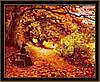 Картина по номерам MENGLEI Танец осенних листьев (MG036) 40 х 50 см