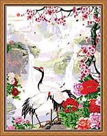 Картина по номерам MENGLEI Райское место (MG212) 40 х 50 см, фото 1