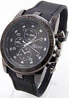 Мужские наручные часы Sport (черные метки), фото 1