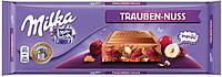 Шоколад Milka Raisins-Hazelnuts  (с изюмом и лесным орехом) Швейцария 270г