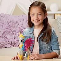 My Little Pony the Movie Glitter and Glow Princess Celestia Фигурка принцессы Селестии сверкающая светящаяся