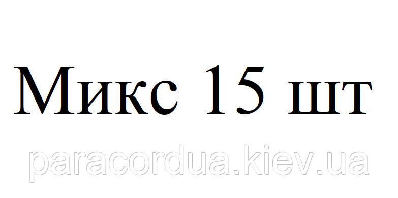 Временная татуировка животного  Оптовая покупка, Микс 15 шт