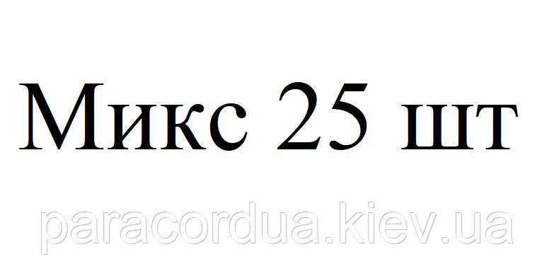 Временная татуировка животного  Оптовая покупка, Микс 25 шт