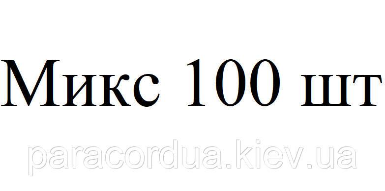 Временная татуировка животного  Оптовая покупка, Микс 100 шт