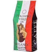 "Кофе в зернах Italiano Vero ""Milano"" 1 кг"