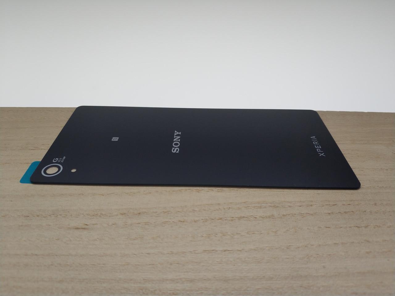 Задняя крышка Sony D6502 Sony D6503 Xperia Z2 черная