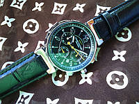 Часы Louis Vuitton black #2 237